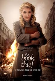 Book Thief poster - The Book Thief