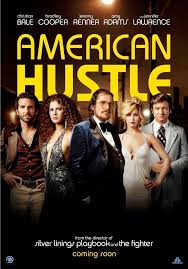 American Hustle poster - American Hustle