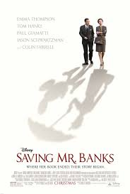 Saving Mr Banks poster - Saving Mr. Banks