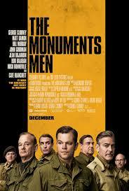 Monuments Men poster - The Monuments Men