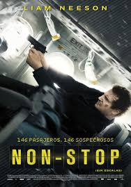 NonStop poster - Non-Stop