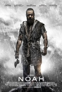 Noah Poster 202x300 - Noah