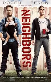 Neighbors poster - Neighbors
