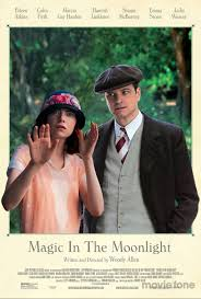 Magic in Moonlight poster - Magic in the Moonlight
