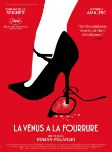 venus in fur international poster 220x300 - Venus in Fur (La Vénus à la fourrure)