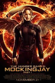 mockingjay poster - The Hunger Games: Mockingjay - Part 1