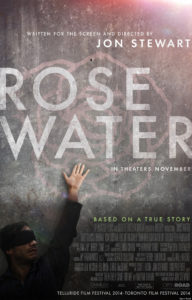 rosewater trailer poster 192x300 - Rosewater