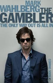 The Gambler poster - Mainstream Chick's Christmas Day cheat sheet