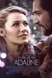 Adaline poster - The Age of Adeline