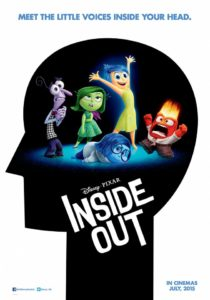 Inside Out 2015 film poster 210x300 - Inside Out