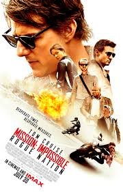 MI Rogue Nation poster 2 - Mission: Impossible - Rogue Nation