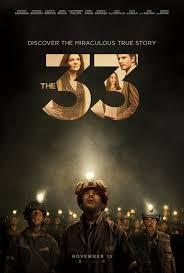 The 33 movie poster - The 33