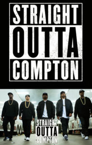 straight outta compton poster movie free 190x300 - Straight Outta Compton