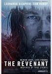 The Revenant poster 106x150 - Mainstream Chick's 2015 Xmas Day Cheat Sheet