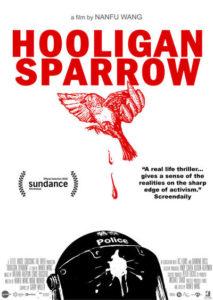 Hooligan Sparrow poster 2016 213x300 - Hooligan Sparrow