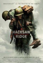 Hacksaw Ridge poster - Hacksaw Ridge