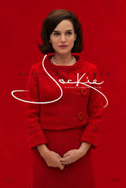 Jackie poster - Mainstream Chick's Quick Takes: Office Christmas Party; Miss Sloane; Jackie; Lion
