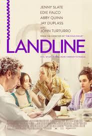Landline poster - Quickie Reviews: Atomic Blonde and Landline