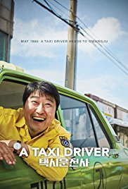 A taxi driver poster - Quickie Reviews: The Glass Castle; Wind River; The Fencer; A Taxi Driver