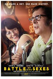 Battle of the Sexes poster - Review: Battle of the Sexes