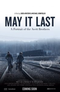 mayitlast 197x300 - Review: May It Last: A Portrait of the Avett Brothers