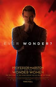 Prof Marston movie poster - Review: Professor Marston & The Wonder Women