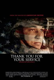 Thank You For Your Service poster - Review: Thank You for Your Service