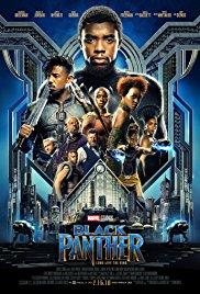 Black Panther poster - Review: Black Panther