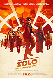 Solo poster - Review: Solo: A Star Wars Story