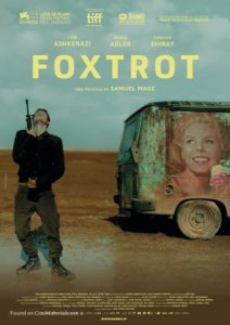 foxtrot spanish movie poster 212x300 - Review: Foxtrot