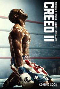 Creed II poster 202x300 - Review: Creed II