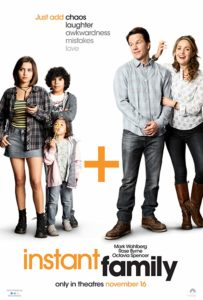 Instant Family poster 203x300 - Review: Instant Family