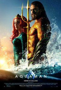 Aquaman poster 202x300 - Review: Aquaman