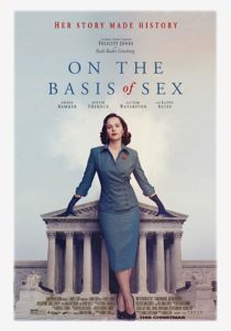 On Basis of Sex poster 210x300 - Quickie Review: On the Basis of Sex