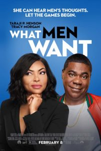 What Men Want poster 202x300 - Review: What Men Want