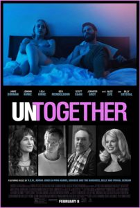 untogether poster 202x300 - Quickie Reviews: The Isle; Untogether