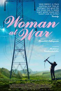 Woman at War poster 202x300 - Quick Takes: Never Look Away; Transit; Woman at War