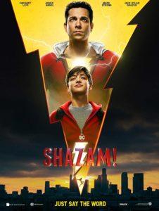 Shazam poster 226x300 - Review: Shazam!