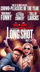 Long Shot poster 169x300 - Review: Long Shot