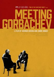 Meeting Gorbachev 209x300 - Review: Meeting Gorbachev