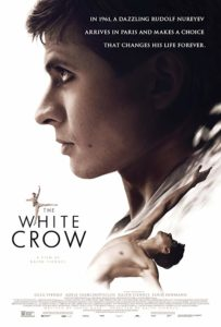 White Crow poster 203x300 - Review: The White Crow