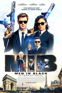 MIB Intl poster 202x300 - Review: Men In Black: International