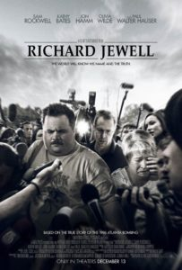Richard Jewell poster 203x300 - Reflections, Ruminations and Review: Richard Jewell