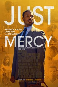 Just Mercy poster 202x300 - Review: Just Mercy