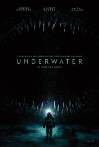 Underwater poster 203x300 - Review: Underwater