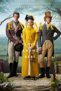 Emma poster 203x300 - Review: EMMA.