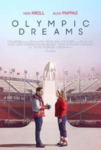 Olympic Dreams poster 202x300 - Review: Olympic Dreams