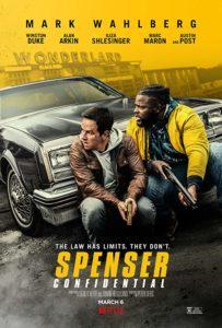 Spenser Confidential 203x300 - Review: Spenser Confidential (Netflix)
