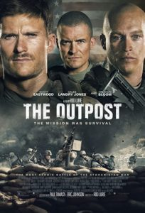 The Outpost poster 204x300 - Review: The Outpost