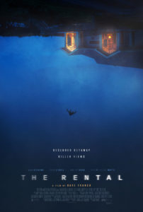 The Rental movie poster 202x300 - Quickie Review: The Rental